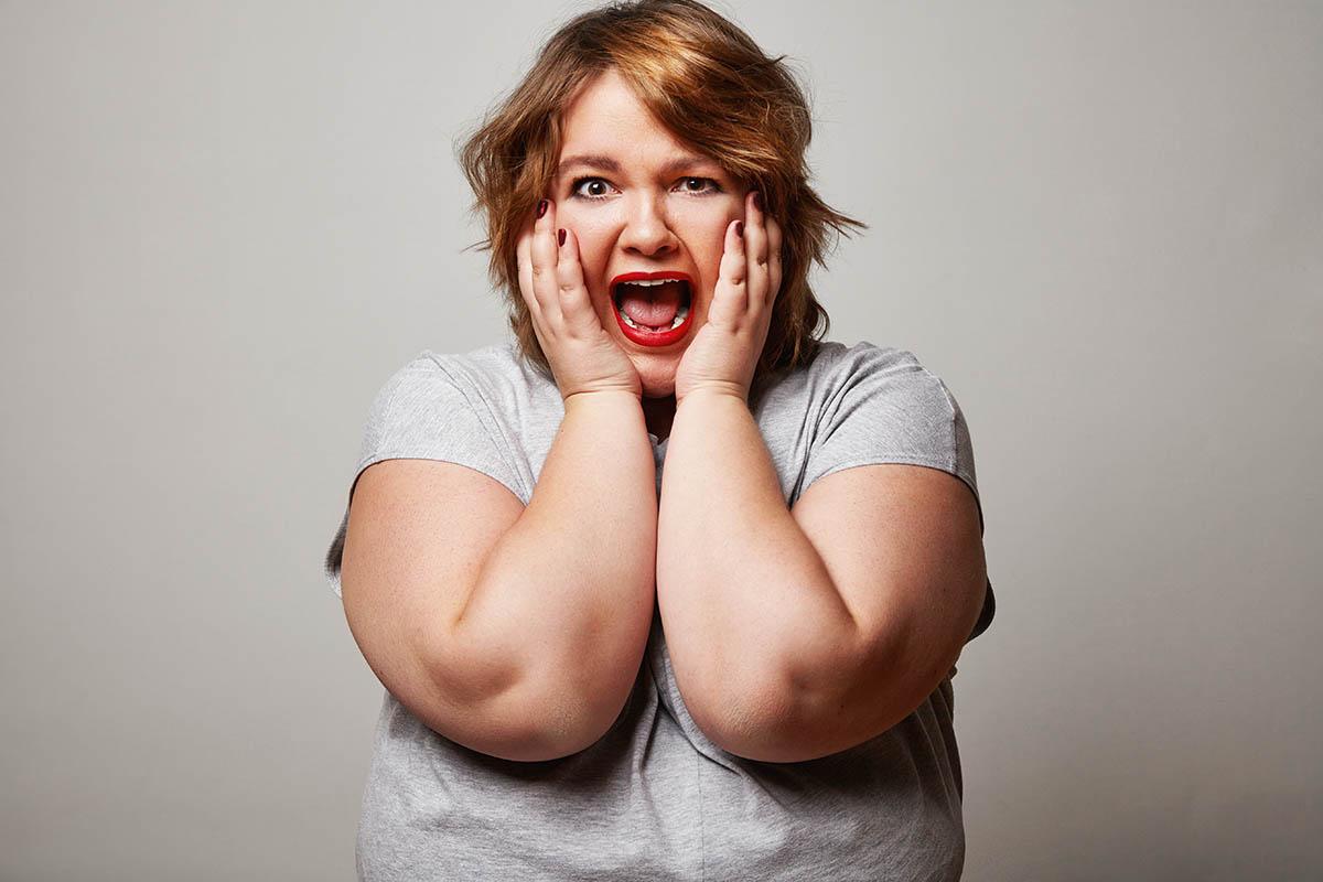 Смешные картинки с жирными людьми