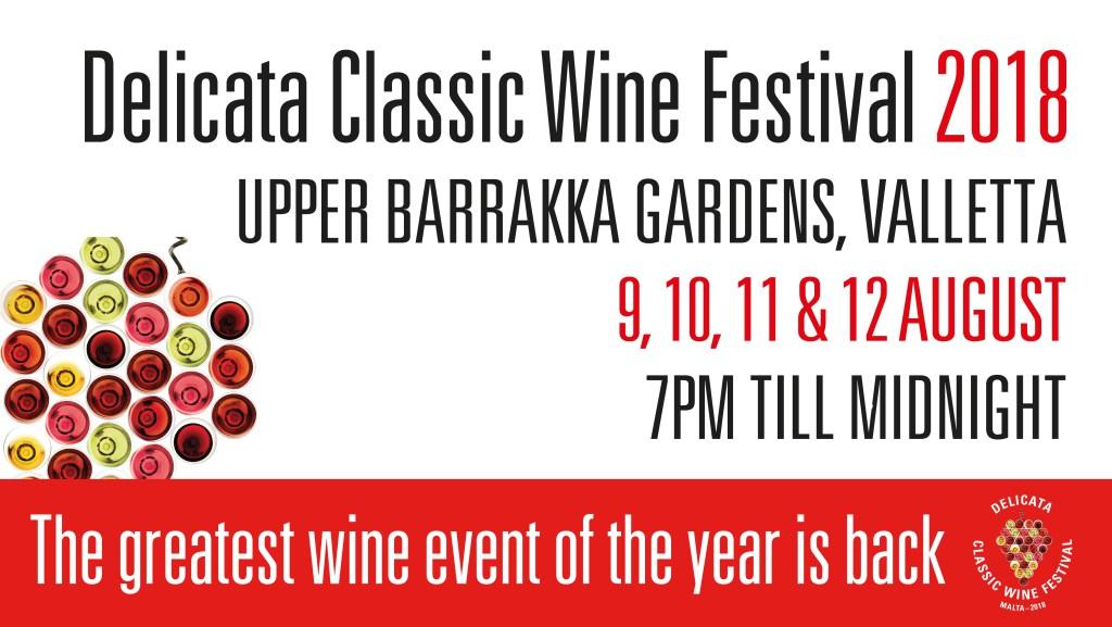 Delicata Classic Wine Festival