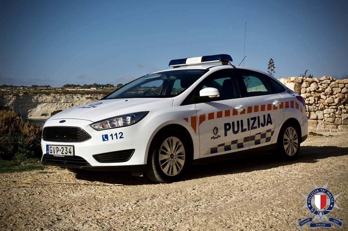 polizia volante campagna