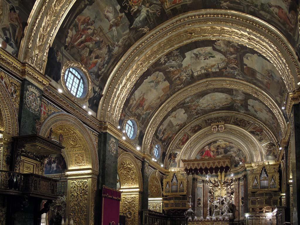 concattedrale di san giovanni valletta cattedrale
