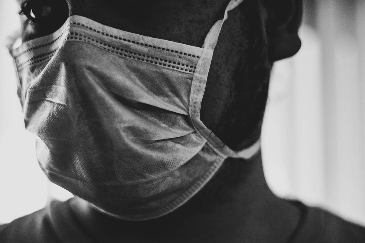 mascherina epidemia coronavirus